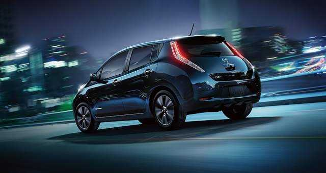 2016 Nissan Leaf Electric Car Promises 107 Miles per Charge Backed by Upgraded Battery