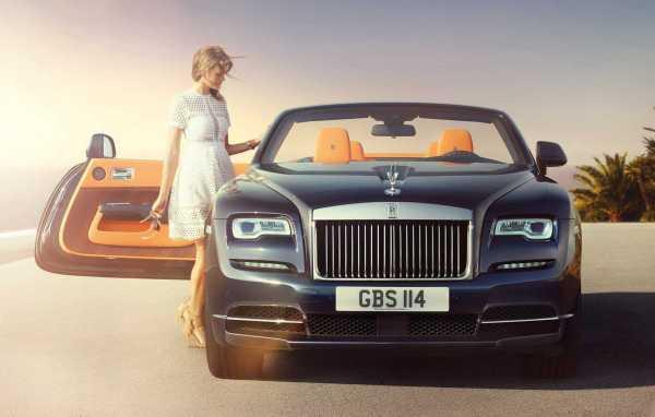 Rolls Royce 2016 Dawn