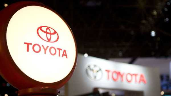 Toyota Autonomous Cars
