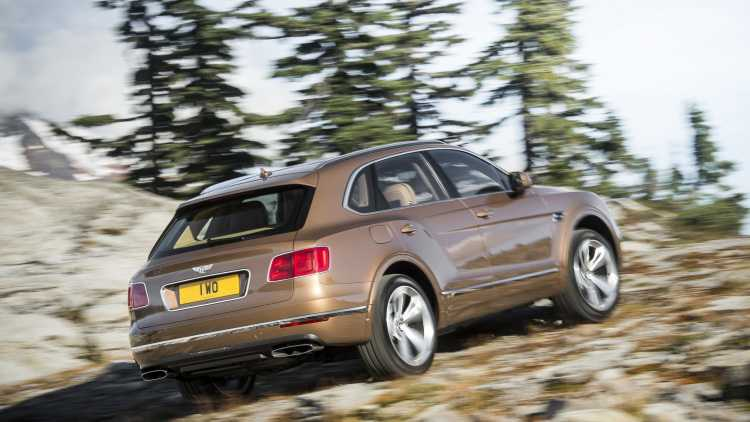 bentley-bentayga; queen elizabeth