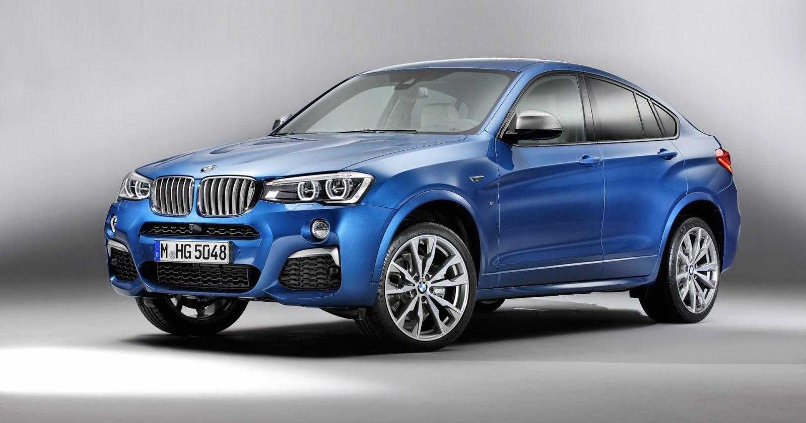 2017 BMW X4 M40i Model to Leverage on the High Performance M2 Engine