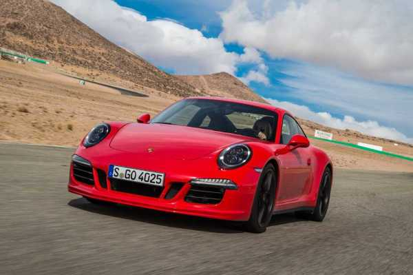 201 Porsche 911 Carrera GTS