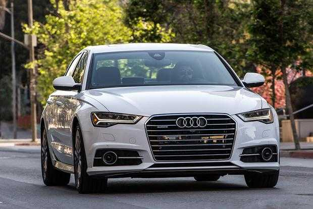 2016 Audi A6 Luxury Car