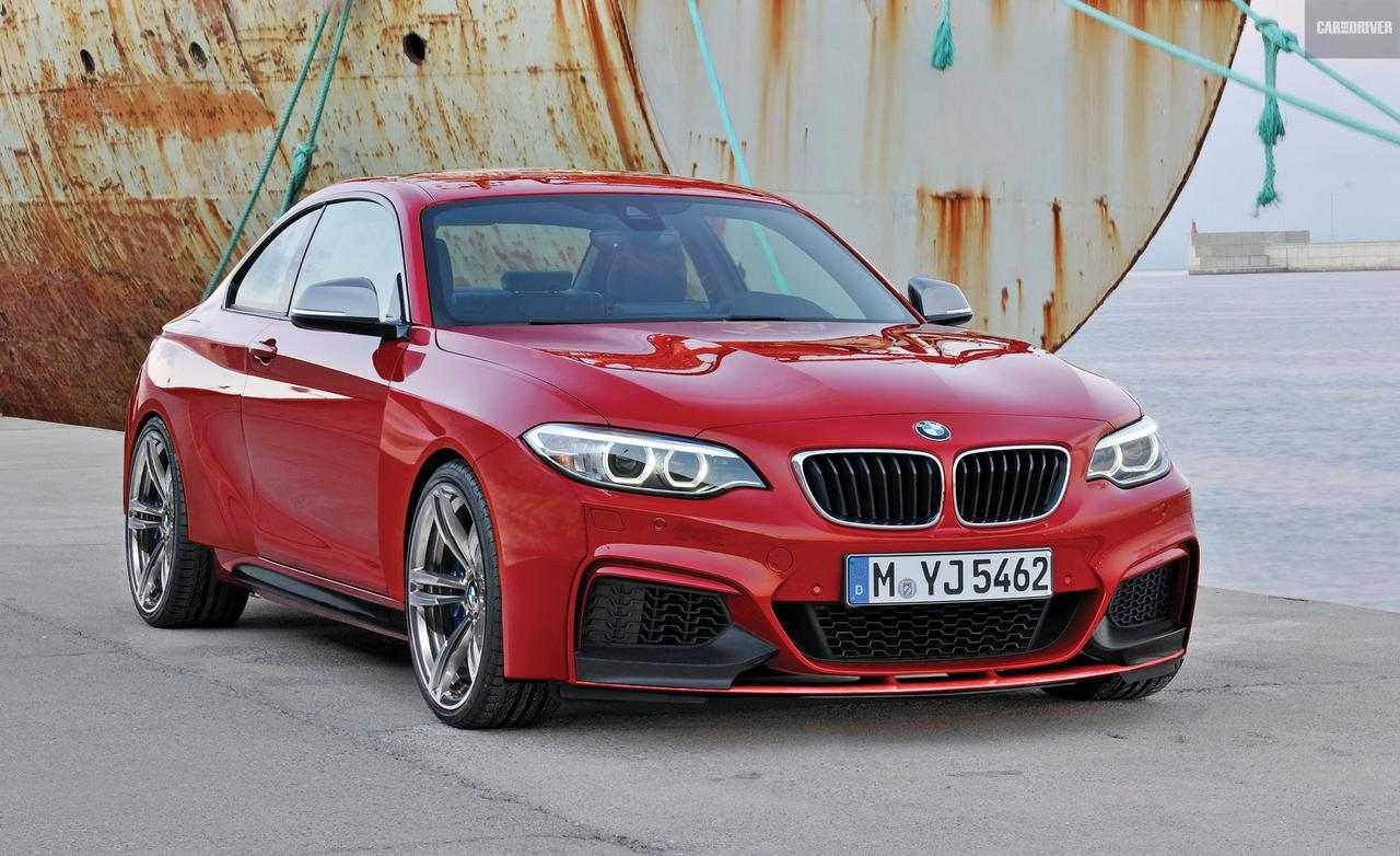 British Magazine Leaks Info on 2017 BMW M2 Before Official Reveal