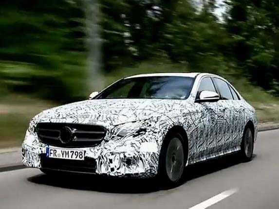 Mercedes Benz E-Class to be Used by Top Government Diplomats in India