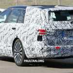 2017 Mercedes-Benz E-Class – Spy Photos Finally Reveal Interior