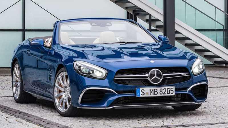2016 Mercedes Benz sl