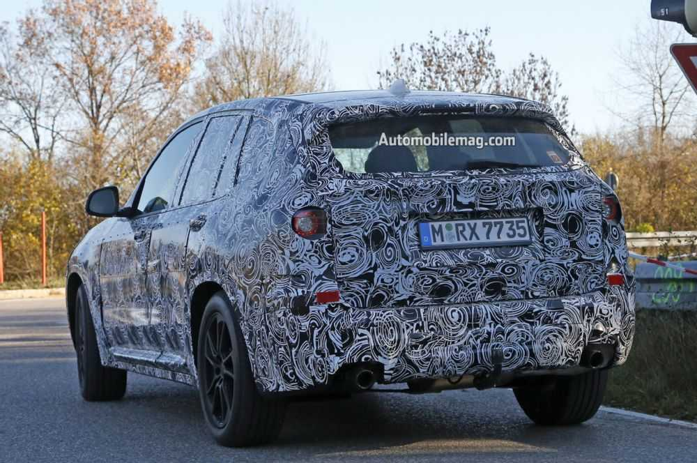 Spy Photos Reveal BMW X3 to be Lighter and Weigh at least 200 Pounds Less