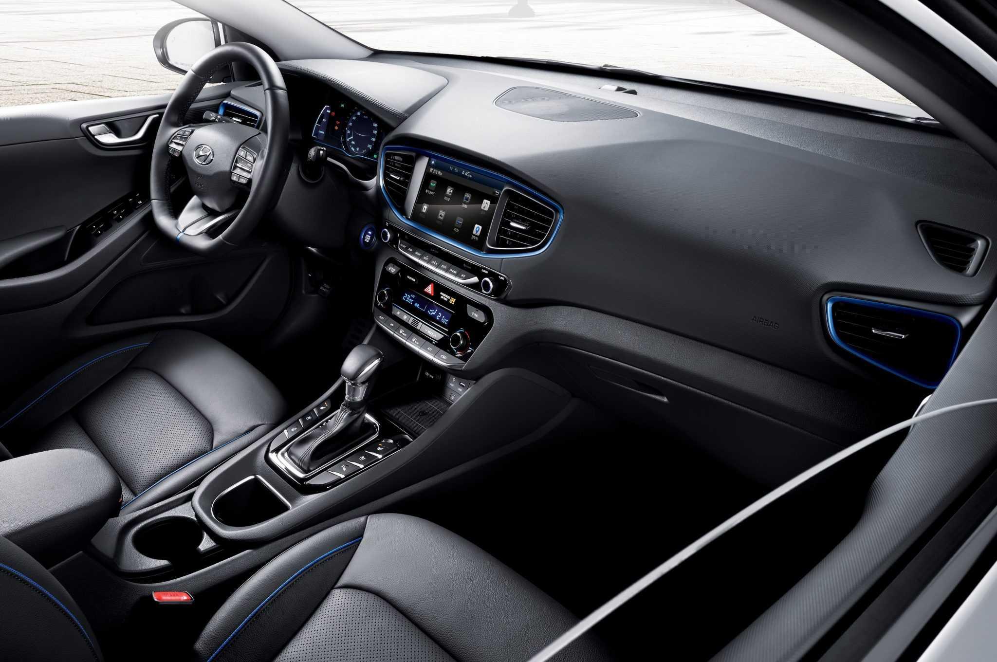 Hyundai Ioniq Hybrid Powetrain Details is Officially Released