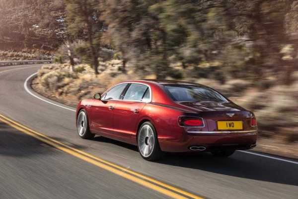 Flying Spur V8 1