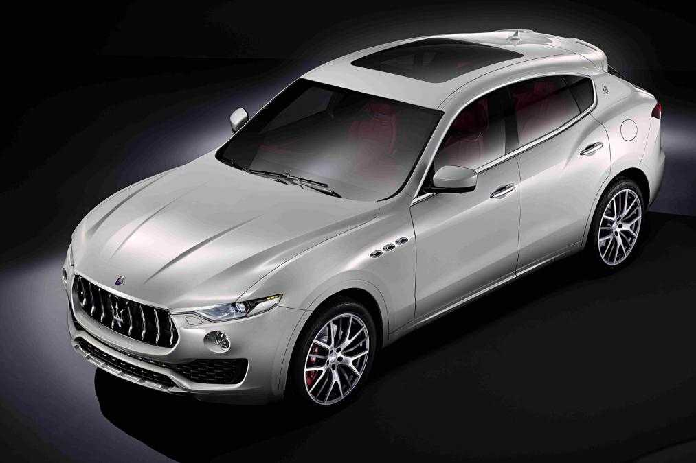 Maserati Launches Levante, It's First Ever SUV