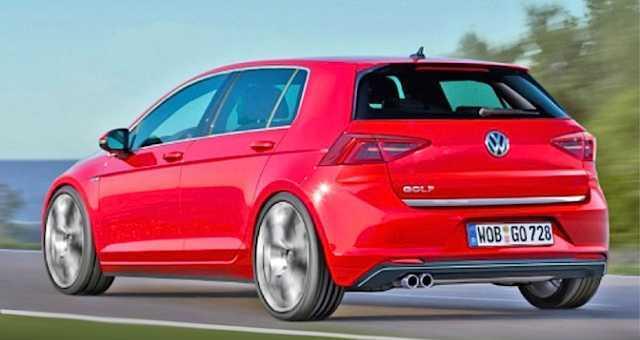 2017 Volkswagen Golf Alltrack Specs Detailed