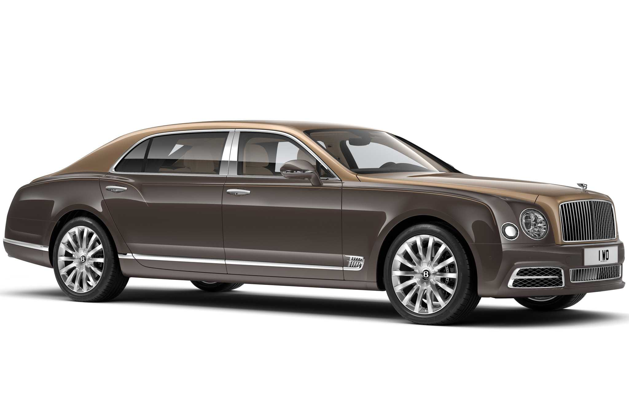 Bentley Mulsanne First Edition Launched in 2016 Beijing Auto Expo