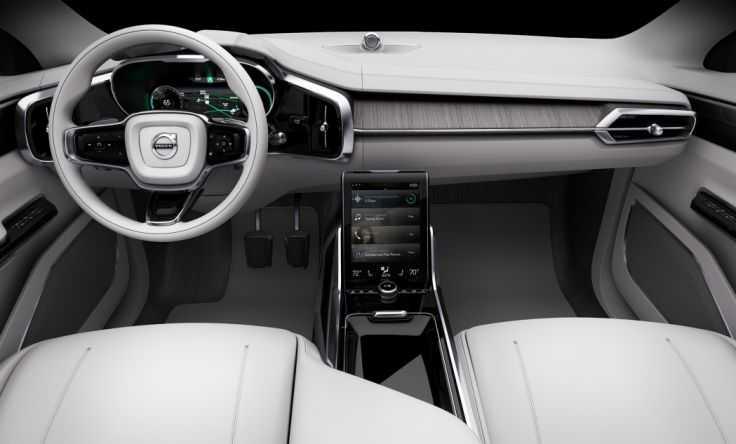 Volvo Autonomous Car Test