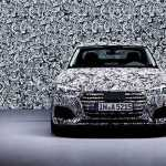 Audi Unveils Teaser Picture for the 2017 Audi A5