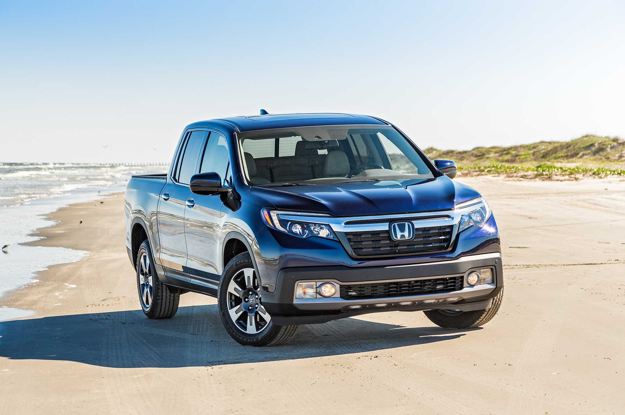 2017 Honda Ridgeline Is Coming, Priced at $30,475