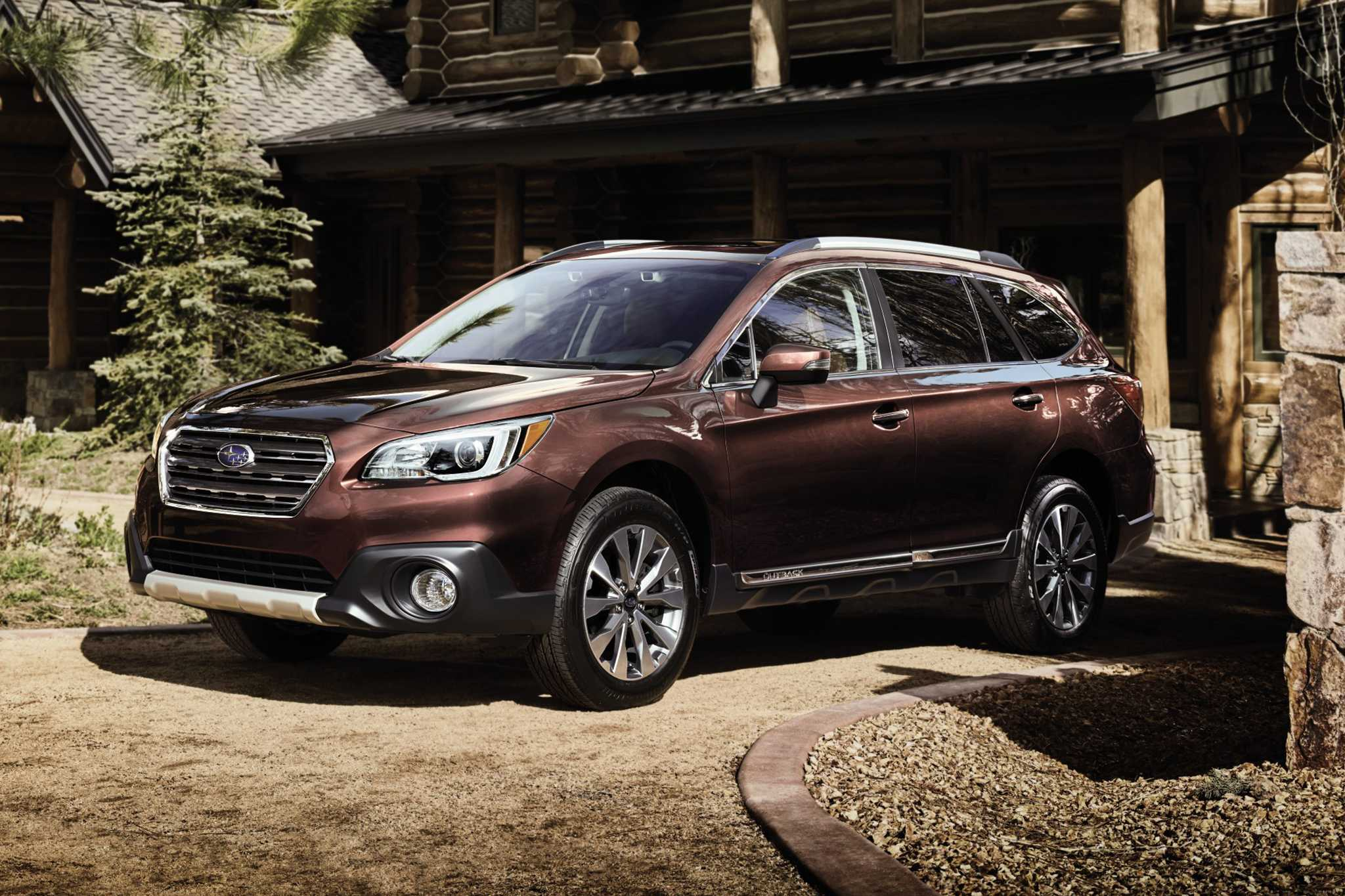 Subaru Outback Touring and Legacy Sport Trims Launched