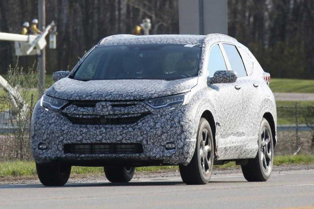 New Gen Honda CR-V to Get Seven Seater Edition in 2018