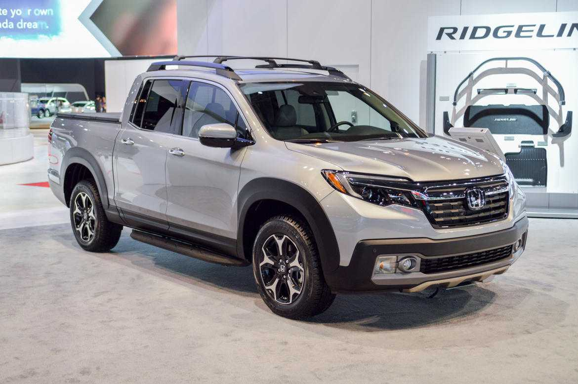 2017 Honda Ridgeline Only Manages Marginally Better Fuel Economy