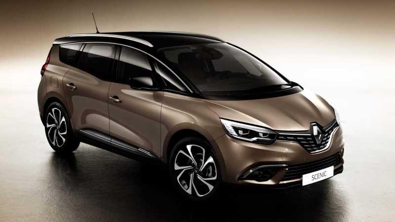 Renault Grand Scenic MPV