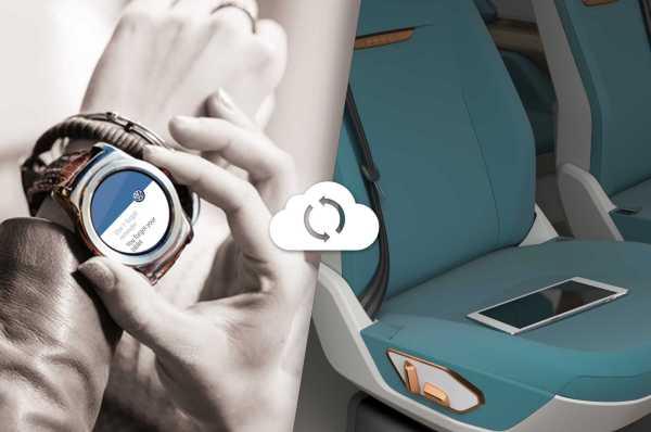 Volkswagen BUDD econcept watch app