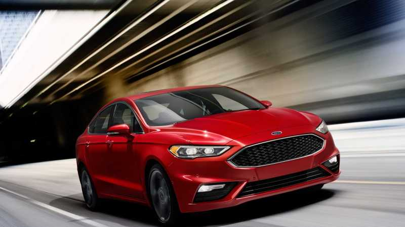 2017 Ford Fusion Sport Offers an Impressive 380 Lb Ft of Torque