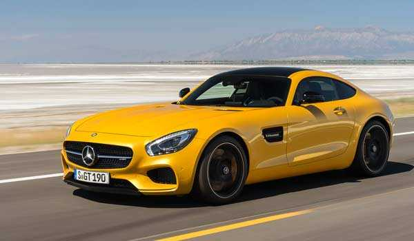 2017 Mercedes-AMG GT Starts from $112,125; Three Trims Announced