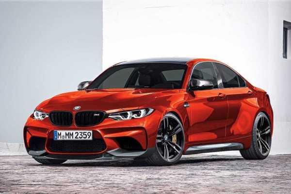 2019 BMW M2 Gran Coupe
