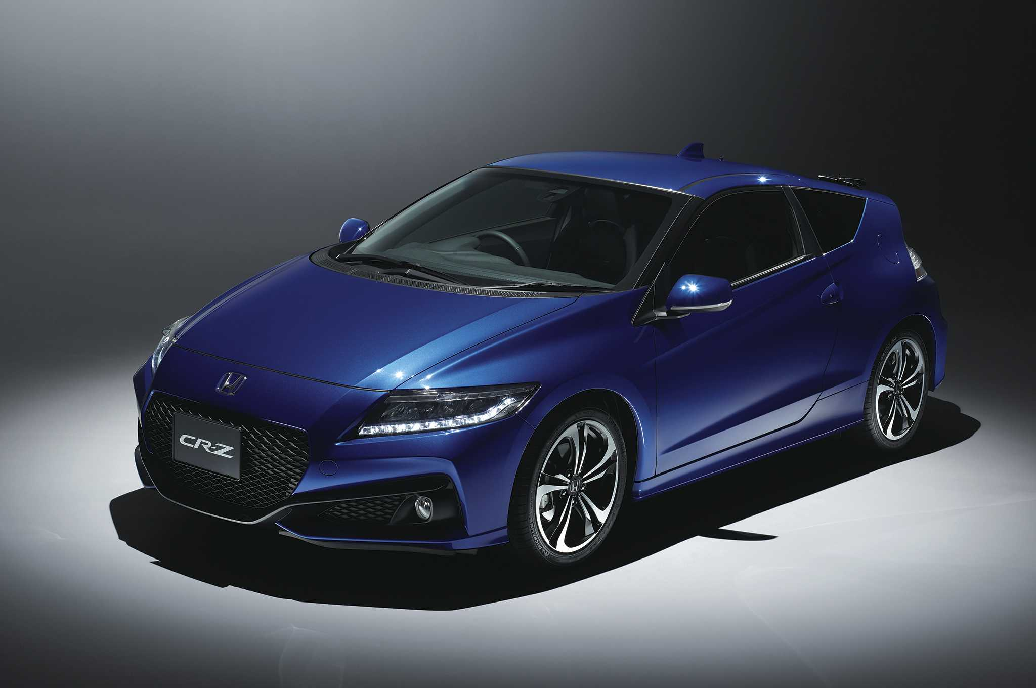 Honda CR-Z Alpha Final Label Edition Launched in Japan