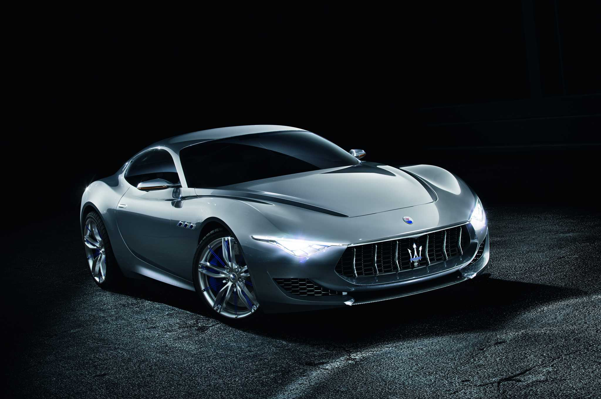 Maserati Planning New EV to Beat Tesla's Model 3, Slated for 2018 Launch