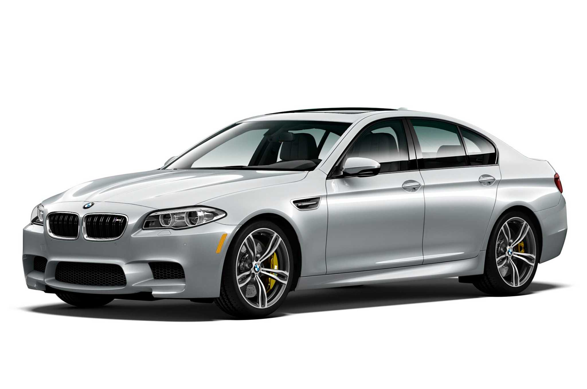 2016 BMW M5 Pure Metal Silver Edition Is Extremely Limited In Numbers