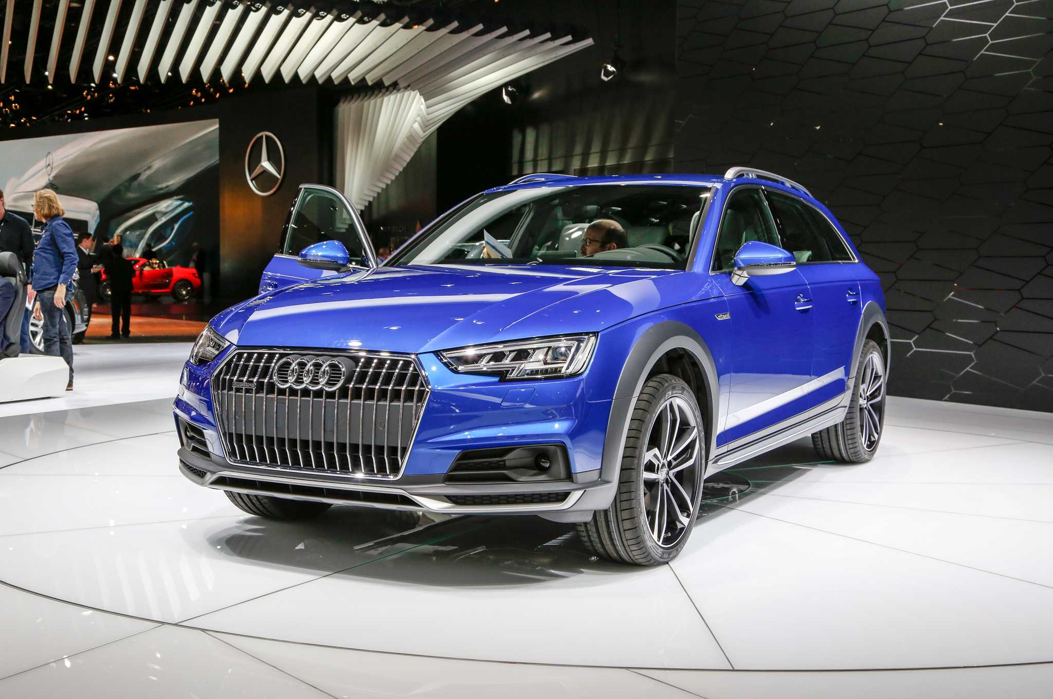 2017 Audi A4 AllRoad Pricing Announced, Starts At $44, 950