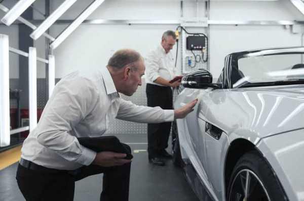 Jaguar Land Rover SVO New Designs