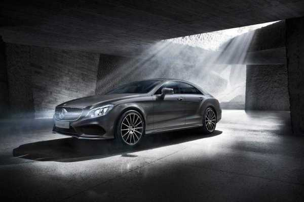 Mercedes CLS Final Edition