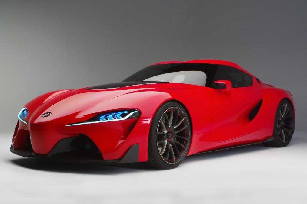 Toyota Supra Is Heading To Stores Powered By BMW Hybrid Engine