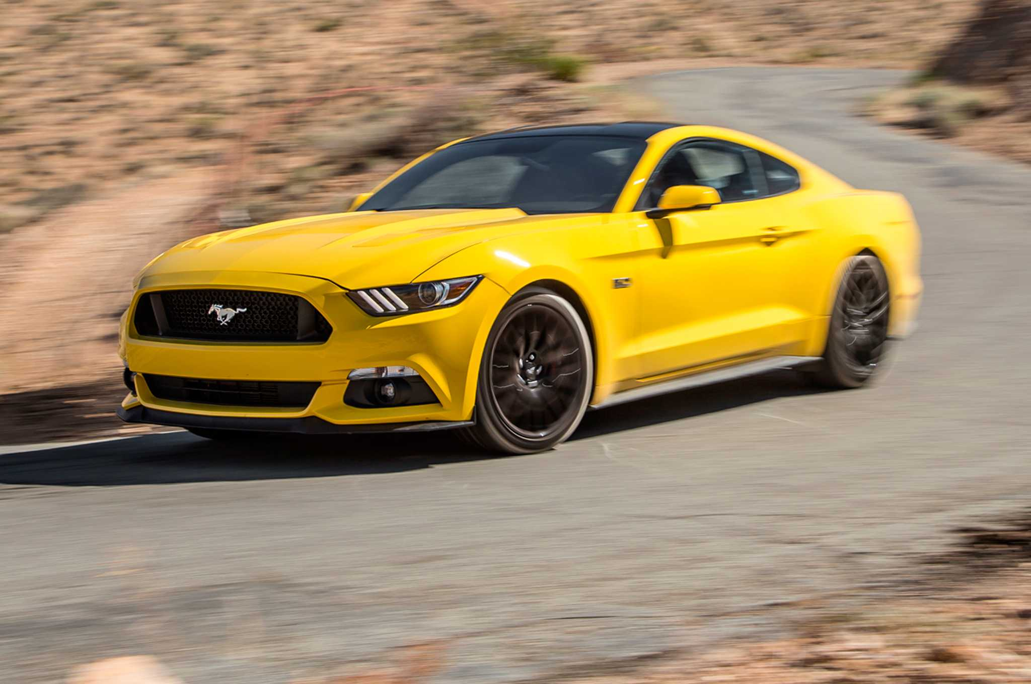 Ford Mustang GT Receives Power Packs From Performance Division