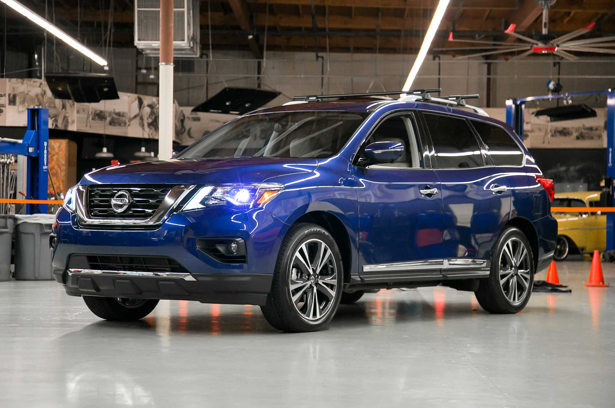 2017 Nissan Pathfinder Pricing and Trimline Revealed, Starts At $30,890