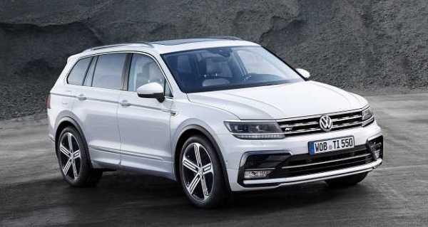 2017 VW Tiguan XL