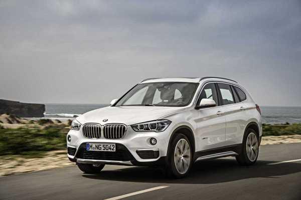 2018 BMW X2 Unveiled at Paris Motor Show