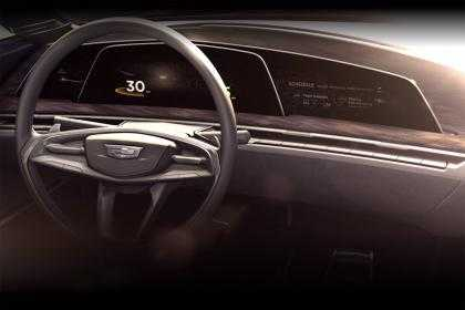 Cadillac Is All Set To Launch Futuristic Interior Concept At Pebble Beach