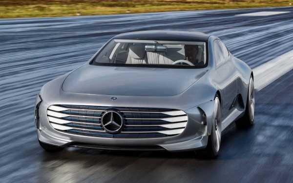 Mercedes EQ The Next Gen All-Electric Car Series