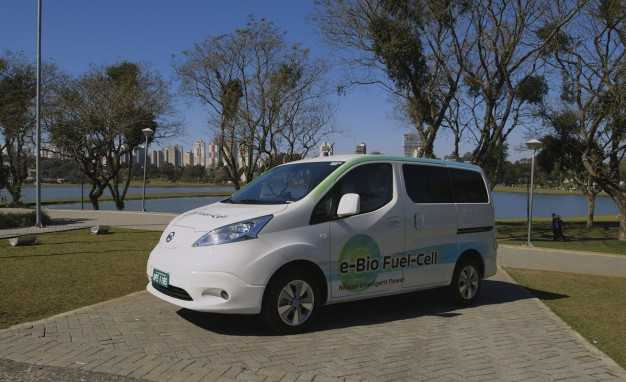 Nissan's New Car Powered By Biofuel Hits Brazil Roads