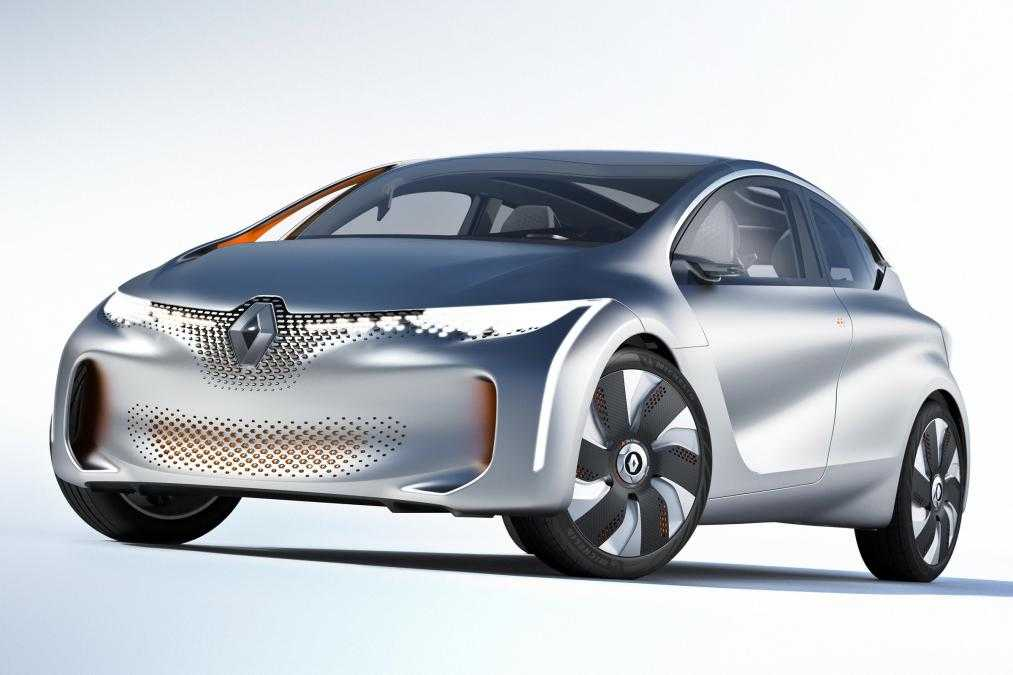 Renault's Ambitious EOLAB Concept Car Detailed Further