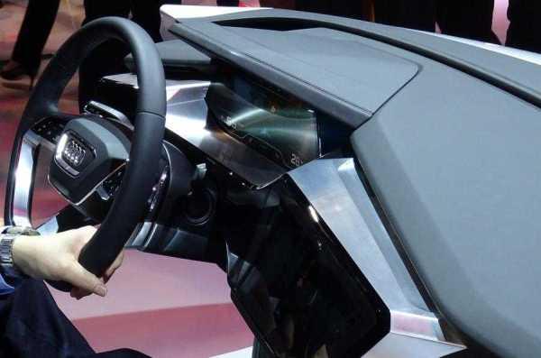 2017 Audi A8 Interior Pictures