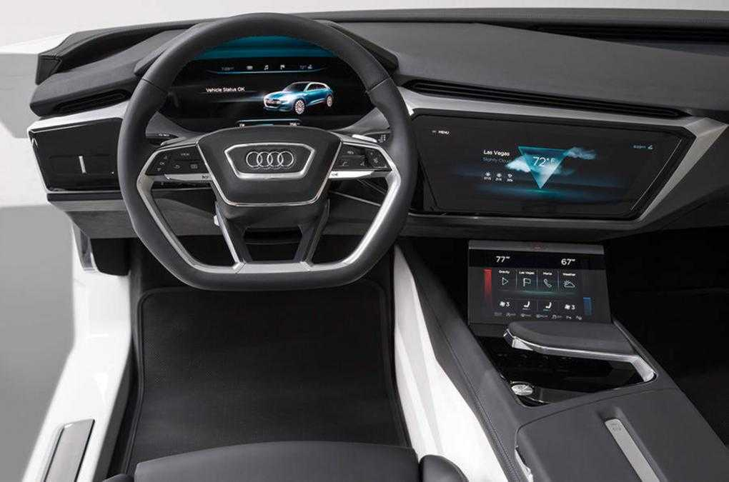 2017 Audi A8 Interior Pictures Reveal New Virtual Dashboard