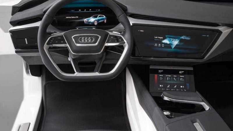 2017 Audi A8 Interior