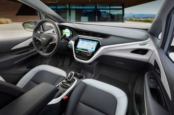 2017-chevrolet-bolt-ev-interior2017 Chevrolet Bolt EV interior
