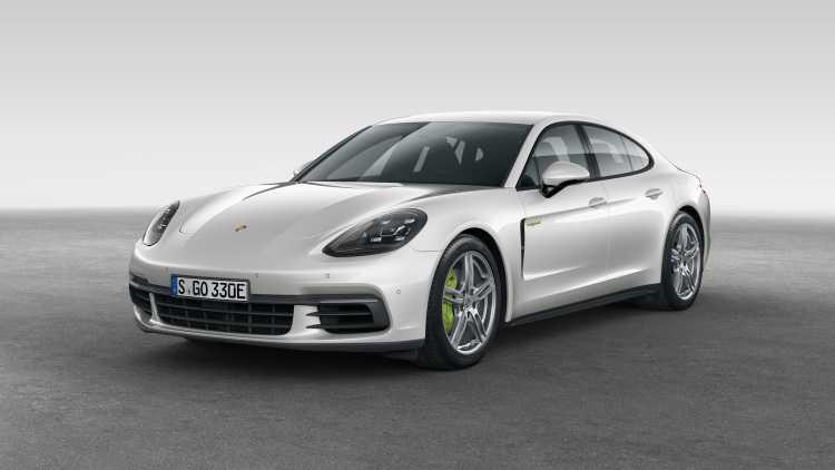2018 Porsche Panamera 4 E-HybridSet for Debut at Paris Auto Show