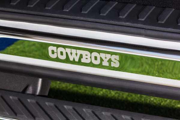 Ford F 150 Dallas Cowboys edition