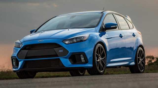 Ford Focus 405 Bhp